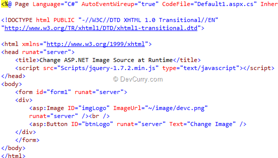 jquery-change-image