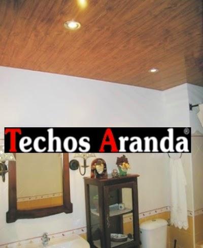 Techo aluminio Salamanca