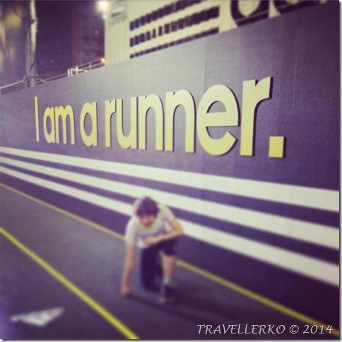 跑步的啟蒙