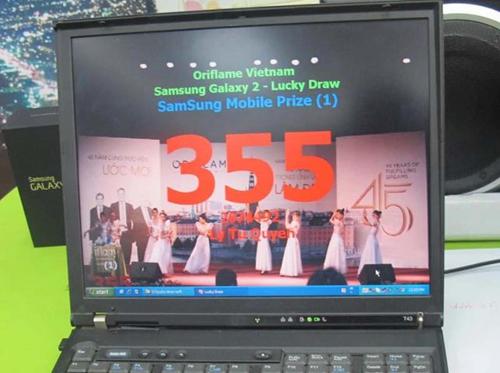 Kết quả bốc thăm trúng thưởng ngày 8-3-2012