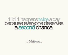Everyone Deserves A Second Chance Quotes Quotes Links