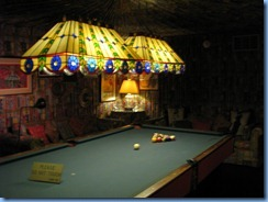 8133 Graceland, Memphis, Tennessee - Graceland Mansion - pool room