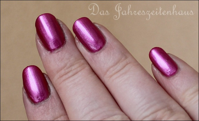 Maybelline Jade Forever Strong - 11 - Metallic Rose 2