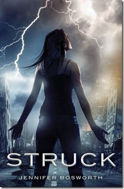 book cover of Struck by Jennifer Bosworth