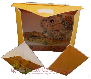 Oak Pond Creations - Sunshine mail - Kona Gardens -
