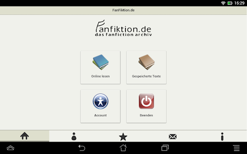 FanFiktion.de- screenshot thumbnail