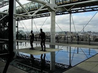 Extérieur Centre Georges Pompidou