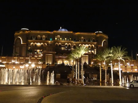 Hotel de lux: Emirates Palace