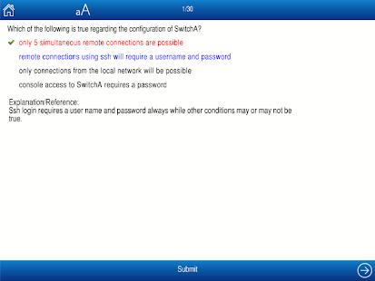 Microsoft MCSD SharePoint Exam - screenshot thumbnail