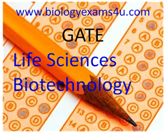 GATE Biotechnology-Life Sciences 2014