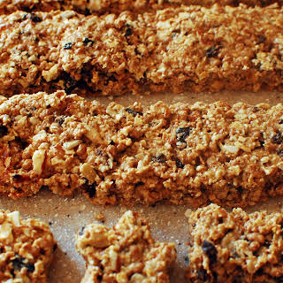 Fig and Almond Bars.