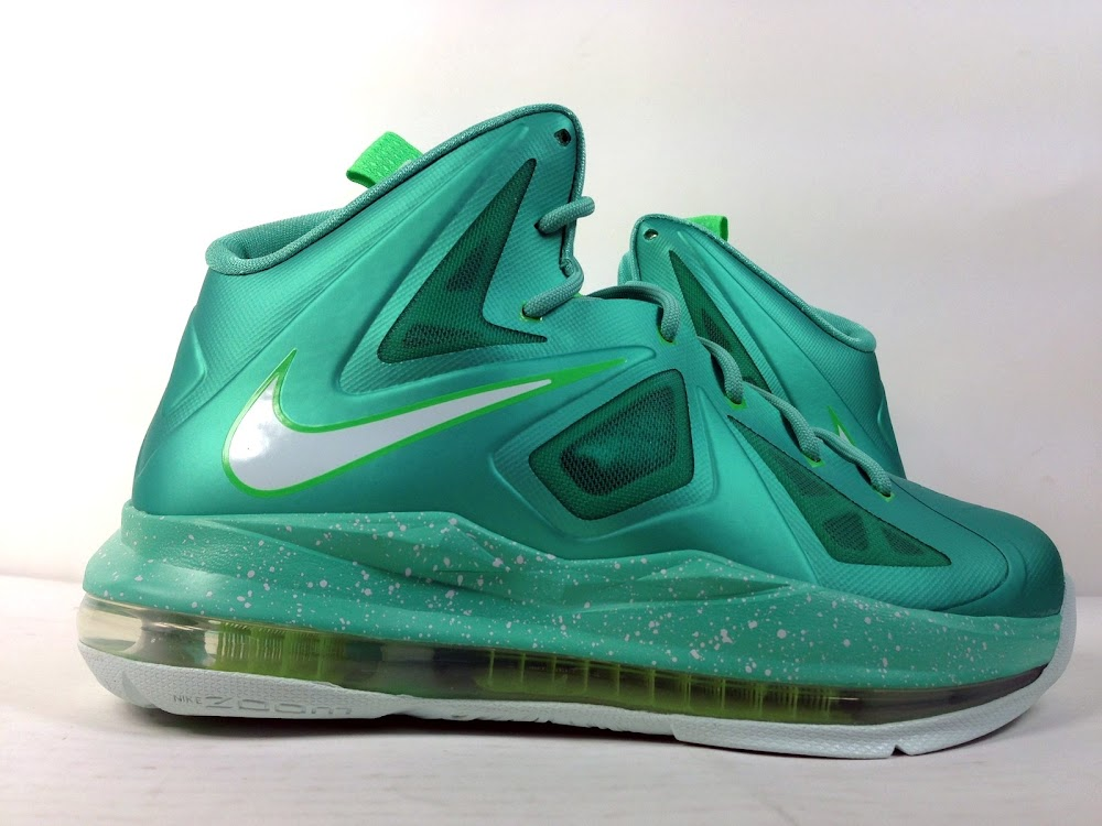 brand new 58501 5cca4 ... Kids Get new Nike LeBron X Mids Instead of Lows For Easter ...