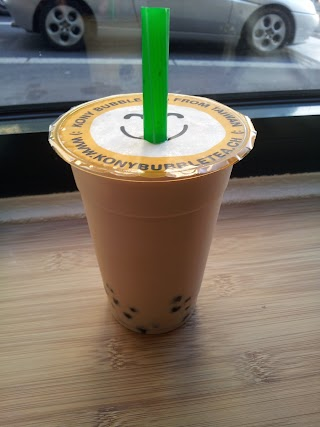 Bubble Tea chez Kony à Lausanne