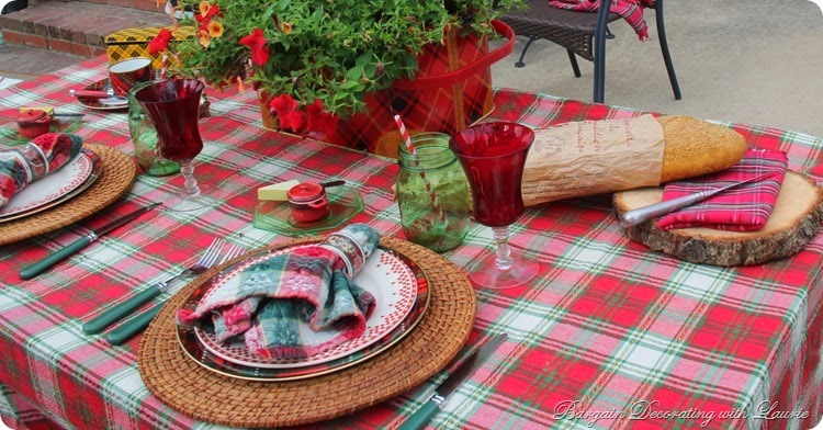 PLAID PICNIC