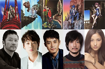 Lupin III Gets Live-Action