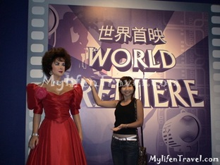 Madame Tussauds Hong Kong 40