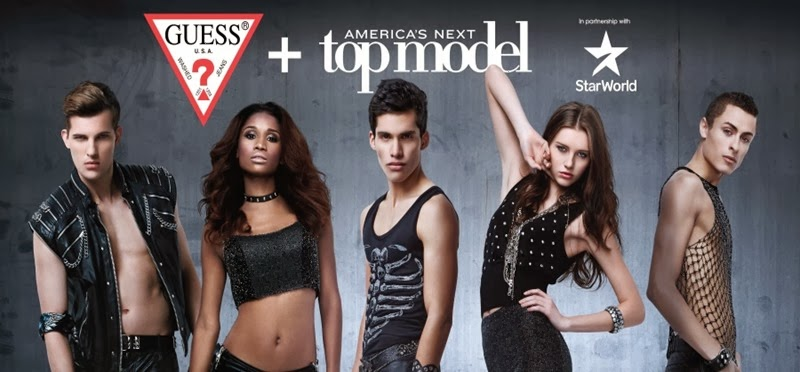 GUESS   ANTM 5 Finalists