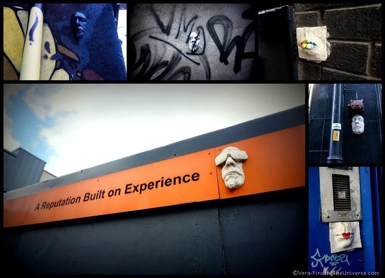 The Faces of Dublin Street Art