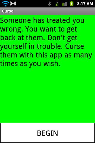 Screenshots for Curse