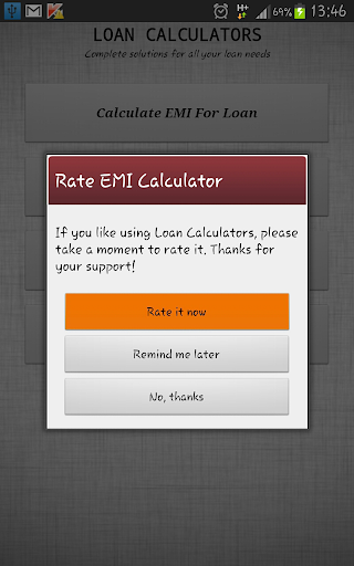Car loan emi calculator software free download