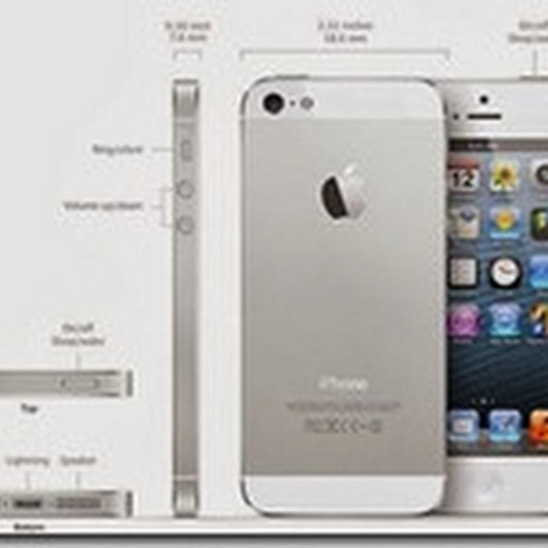 Spesifikasi iPhone 5, Smartphone Terbaru Apple   Informasi ...