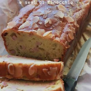 Pea and Ham Savory Cake.
