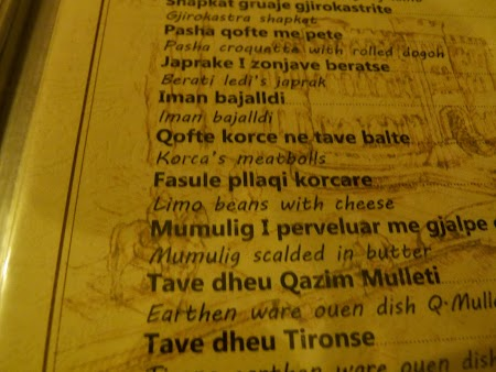 Mamaliga albaneza