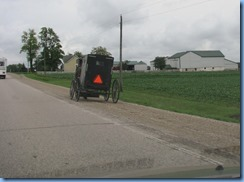 4739 Hwy 6 on route to Laurel Creek - horse and buggy