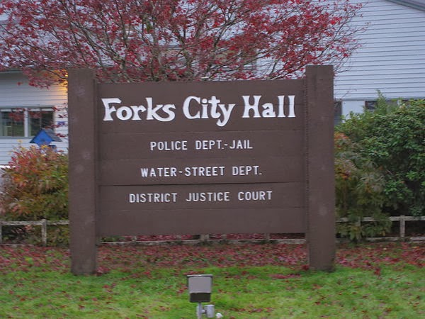 Forks, Police Department - Jail