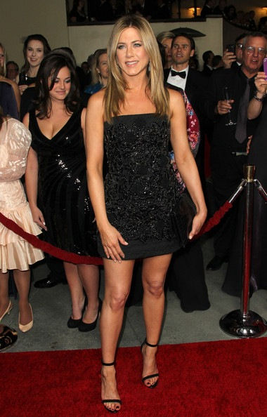Jennifer Aniston arrives at the 64th Annual Directors Guild Of America Awards