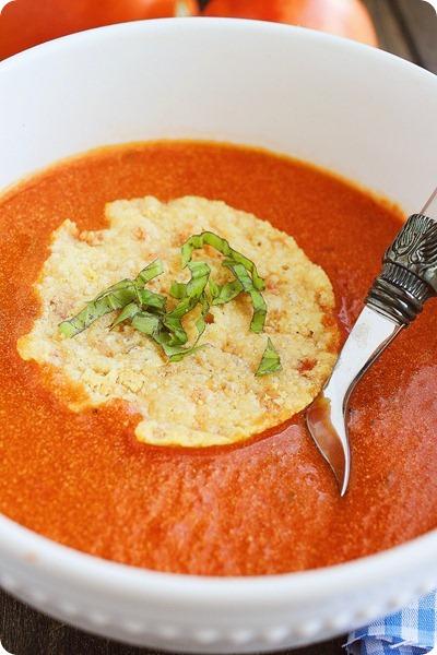Whole Foods Tomato Basil Soup