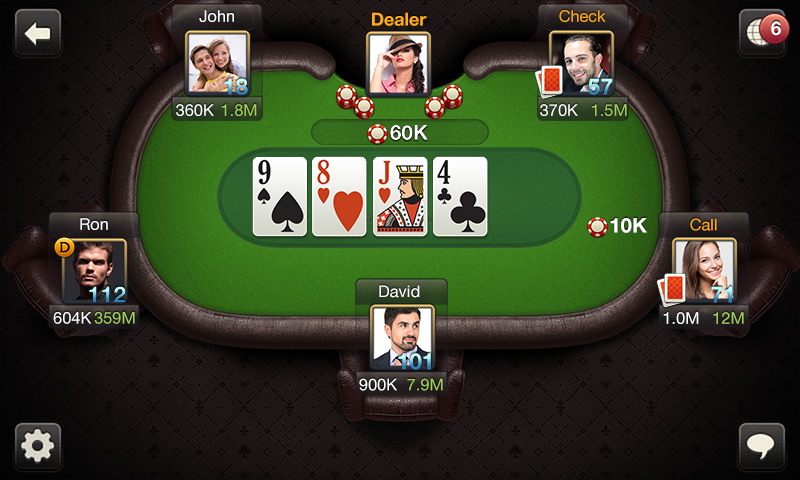 Poker Game: World Poker Club- screenshot