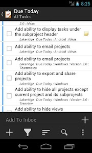 Due Today Tasks & To-do List v2.1.10.741