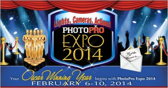 PhotoPro Expo 2014 Short Banner