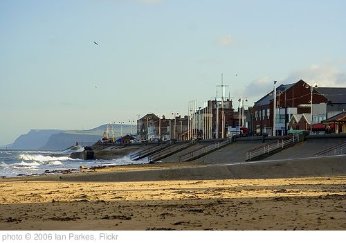 'Beach at Redcar in January' photo (c) 2006, Ian Parkes - license: http://creativecommons.org/licenses/by/2.0/