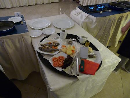 Hotel Grand Continental Bucuresti: ingrediente
