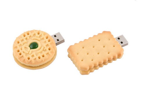 24. Galletitas USB