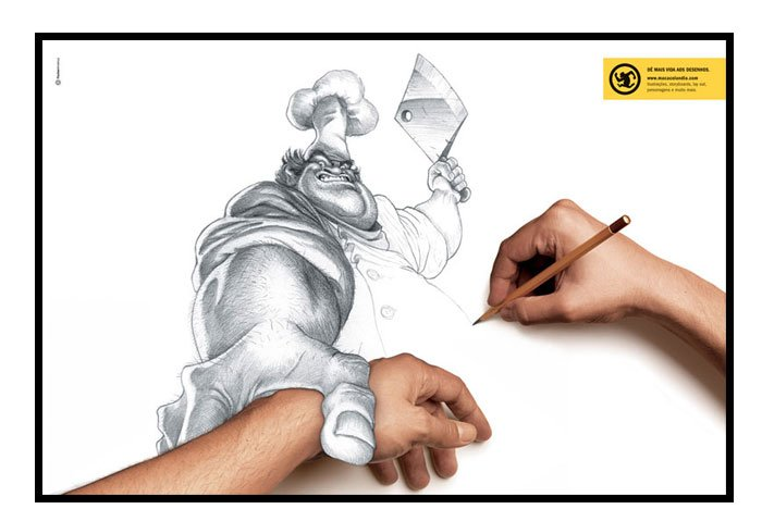 Amazing Quotes To Draw: Cool Drawings [2]