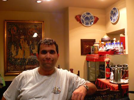 Restaurant romanesc Japonia: restaurant Darie