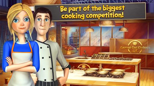 Gourmet Chef Challenge Full