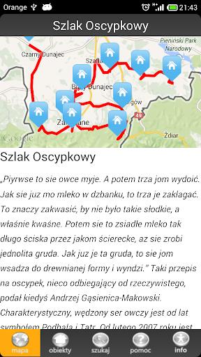 Szlak Oscypkowy