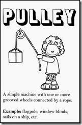 Simple Machines Printable Mini Book