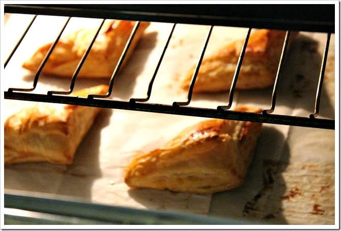 Cheese and Chorizo Turnovers Recipe | easy and with excellent results