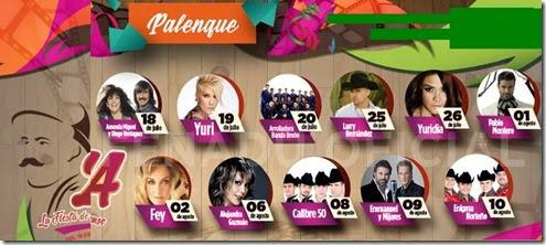 venta de boletos palenque durango 2014 vip primera fila