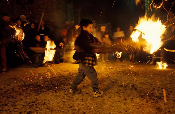 Fia Faia de Sant Julià de Cerdenyola, Berguedà, Barcelona24 de desembre 1999