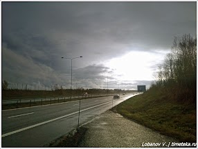 Дороги в Норвегии. Фото Лобанова В. www.timeteka.ru