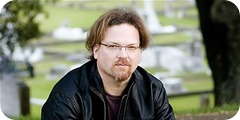 "Greg Iles...In this image released by Scribner, Greg Iles, author of ""The Devil's Punchbowl,  is shown. Mississippi writer Greg Iles is hospitalized in serious condition after being injured in a traffic accident in Natchez.  Adams County Sheriff Chuck Mayfield said Iles, who lives in Natchez, was injured when his car collided with a pickup truck in U.S. Highway 61. Patrice Guilfoyle, a spokeswoman for the University of Mississippi Medical Center, said Iles was admitted Monday night. (AP Photo/Scribner, Ben Hillyer) ** NO SALES **"