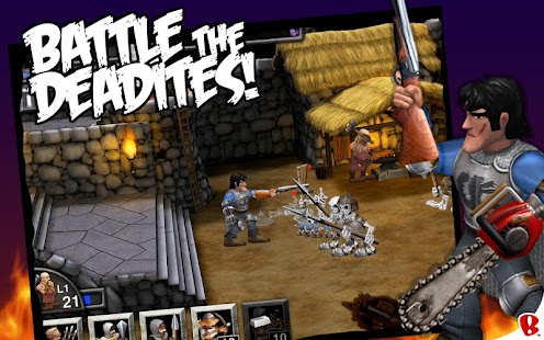Army of Darkness Defense - screenshot thumbnail