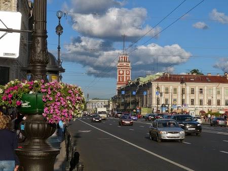 Circuit Rusia: Nevski Prospekt St. Petersburg