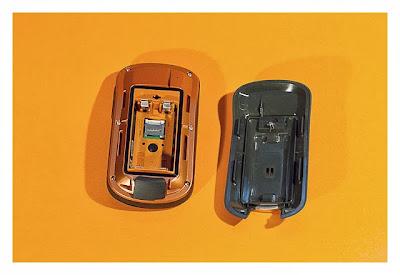 Garmin Oregon 600 - Die Innenansicht des Gerätes
